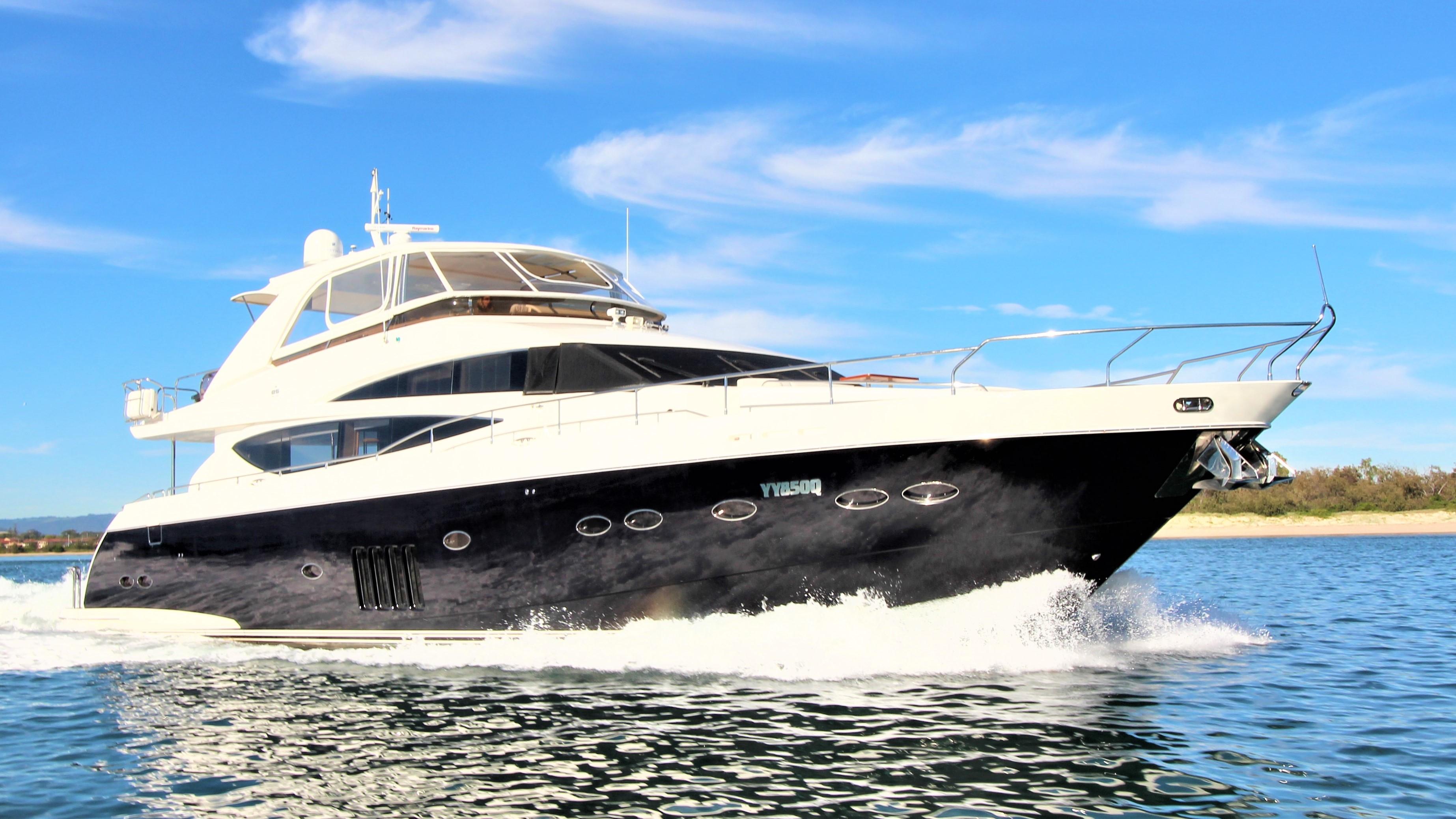 85 Princess Yacht Aqua Yachtsmen International