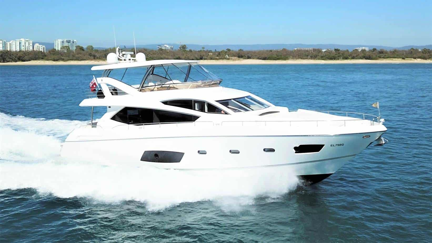 Brokerage Yacht 5